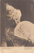 the218162 - Theater Actor / Actress Old Vintage Antique Postcard Post Card, Postales, Postkaarten, Kartpostal, Cartes, Postkarte, Ansichtskarte