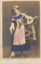 the218239 - Theater Actor / Actress Old Vintage Antique Postcard Post Card, Postales, Postkaarten, Kartpostal, Cartes, Postkarte, Ansichtskarte