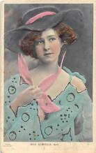 the218240 - Theater Actor / Actress Old Vintage Antique Postcard Post Card, Postales, Postkaarten, Kartpostal, Cartes, Postkarte, Ansichtskarte