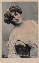 the219022 - Theater Actor / Actress Old Vintage Antique Postcard Post Card, Postales, Postkaarten, Kartpostal, Cartes, Postkarte, Ansichtskarte