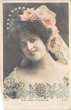 the219037 - Theater Actor / Actress Old Vintage Antique Postcard Post Card, Postales, Postkaarten, Kartpostal, Cartes, Postkarte, Ansichtskarte