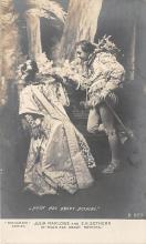 the219067 - Theater Actor / Actress Old Vintage Antique Postcard Post Card, Postales, Postkaarten, Kartpostal, Cartes, Postkarte, Ansichtskarte
