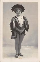 the219068 - Theater Actor / Actress Old Vintage Antique Postcard Post Card, Postales, Postkaarten, Kartpostal, Cartes, Postkarte, Ansichtskarte