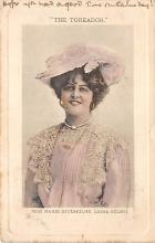 the219083 - Theater Actor / Actress Old Vintage Antique Postcard Post Card, Postales, Postkaarten, Kartpostal, Cartes, Postkarte, Ansichtskarte
