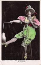 the219180 - Theater Actor / Actress Old Vintage Antique Postcard Post Card, Postales, Postkaarten, Kartpostal, Cartes, Postkarte, Ansichtskarte