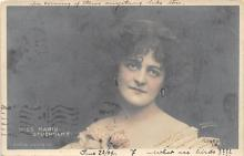 the219262 - Theater Actor / Actress Old Vintage Antique Postcard Post Card, Postales, Postkaarten, Kartpostal, Cartes, Postkarte, Ansichtskarte