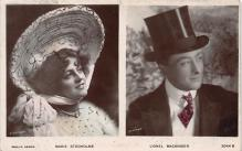 the219263 - Theater Actor / Actress Old Vintage Antique Postcard Post Card, Postales, Postkaarten, Kartpostal, Cartes, Postkarte, Ansichtskarte
