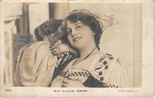 the220052 - Theater Actor / Actress Old Vintage Antique Postcard Post Card, Postales, Postkaarten, Kartpostal, Cartes, Postkarte, Ansichtskarte