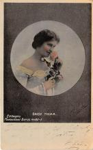 the220058 - Theater Actor / Actress Old Vintage Antique Postcard Post Card, Postales, Postkaarten, Kartpostal, Cartes, Postkarte, Ansichtskarte