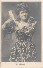 the220152 - Theater Actor / Actress Old Vintage Antique Postcard Post Card, Postales, Postkaarten, Kartpostal, Cartes, Postkarte, Ansichtskarte