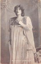 the222014 - Theater Actor / Actress Old Vintage Antique Postcard Post Card, Postales, Postkaarten, Kartpostal, Cartes, Postkarte, Ansichtskarte
