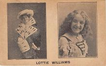 the223070 - Theater Actor / Actress Old Vintage Antique Postcard Post Card, Postales, Postkaarten, Kartpostal, Cartes, Postkarte, Ansichtskarte