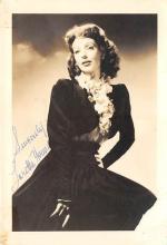 the225002 - Theater Actor / Actress Old Vintage Antique Postcard Post Card, Postales, Postkaarten, Kartpostal, Cartes, Postkarte, Ansichtskarte