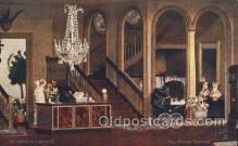 tip001009 - The bedroom of Princess Iris Titania's Palace Royalty Postcard Postcards