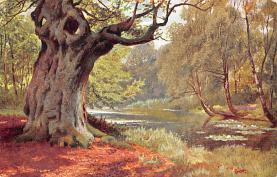 top000047 - Art Post Card,Old Vintage Artist Postcard