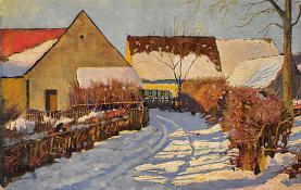top000195 - Art Post Card,Old Vintage Artist Postcard