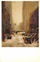 top000247 - Art Post Card,Old Vintage Artist Postcard