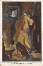 top000491 - Art Post Card,Old Vintage Artist Postcard
