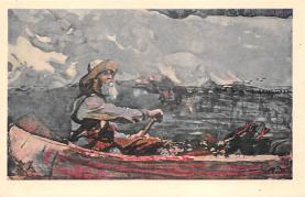 top000507 - Art Post Card,Old Vintage Artist Postcard