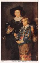 top000527 - Art Post Card,Old Vintage Artist Postcard