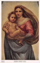 top000529 - Art Post Card,Old Vintage Artist Postcard