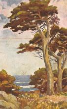 top000533 - Art Post Card,Old Vintage Artist Postcard