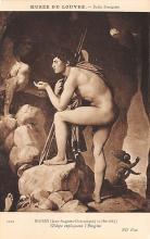 top000537 - Art Post Card,Old Vintage Artist Postcard
