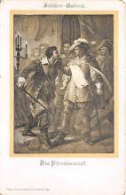 top000543 - Art Post Card,Old Vintage Artist Postcard