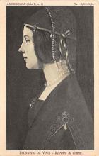 top000557 - Art Post Card,Old Vintage Artist Postcard