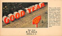 top000757 - Advertising Post Card