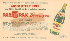 top000785 - Advertising Post Card