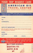 top000805 - Advertising Post Card