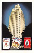 top000811 - Advertising Post Card