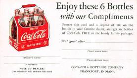 top001909 - Advertising Post Card