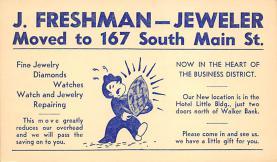 top001919 - Advertising Post Card