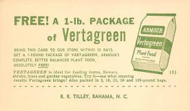 top001935 - Advertising Post Card