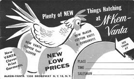 top001947 - Advertising Post Card