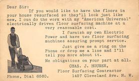 top001965 - Advertising Post Card