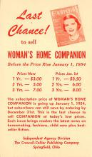 top001991 - Advertising Post Card