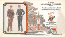 top002175 - Advertising Post Card