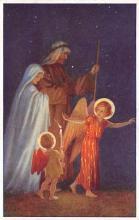 top002557 - Angel Post Card, Angles Postcard