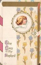 top002575 - Angel Post Card, Angles Postcard