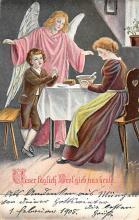top002587 - Angel Post Card, Angles Postcard