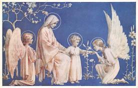 top002619 - Angel Post Card, Angles Postcard