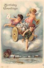 top002651 - Angel Post Card, Angles Postcard