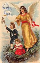 top002709 - Angel Post Card, Angles Postcard