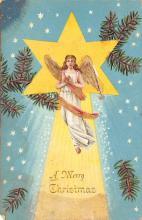 top002717 - Angel Post Card, Angles Postcard