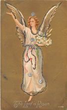 top002793 - Angels Post Card