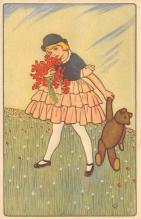 top003227 - Bear Post Card