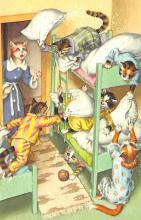 top003671 - Cat Post Card